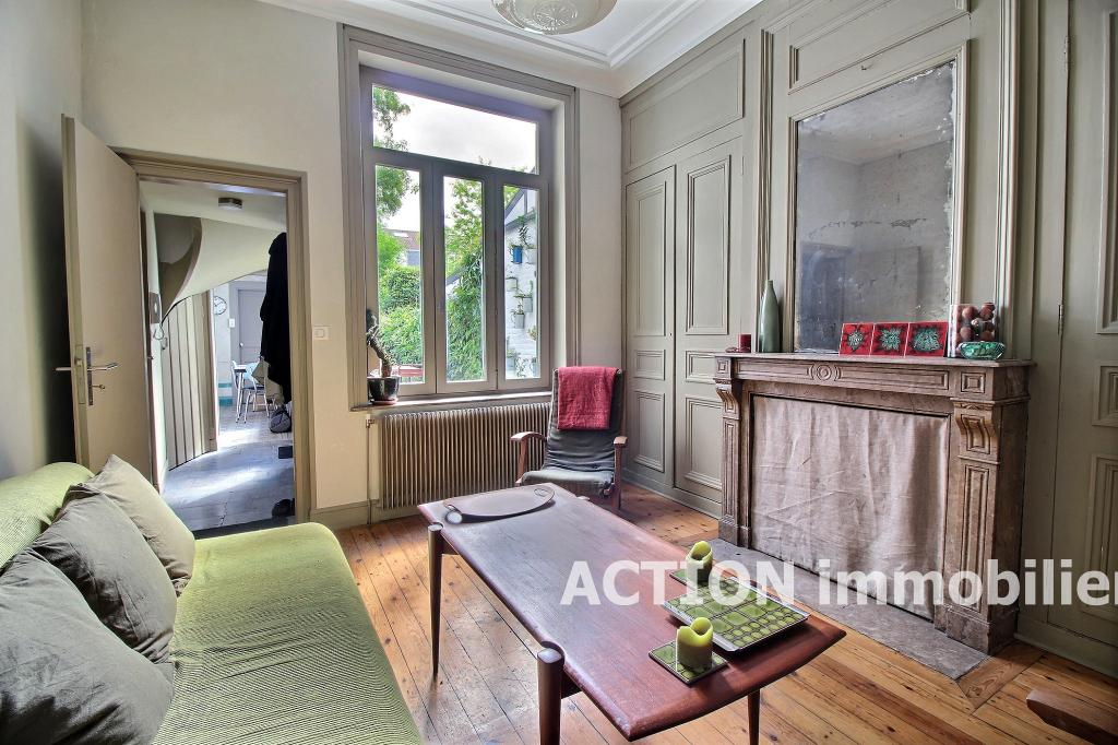 Vente appartement lille saint maurice 2 pi ces 46 m2 for Agence immobiliere lille