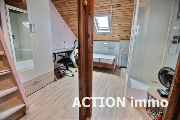 Location  VILLENEUVE D ASCQ appartement 4 pieces, 131m2 habitables, a ROUBAIX